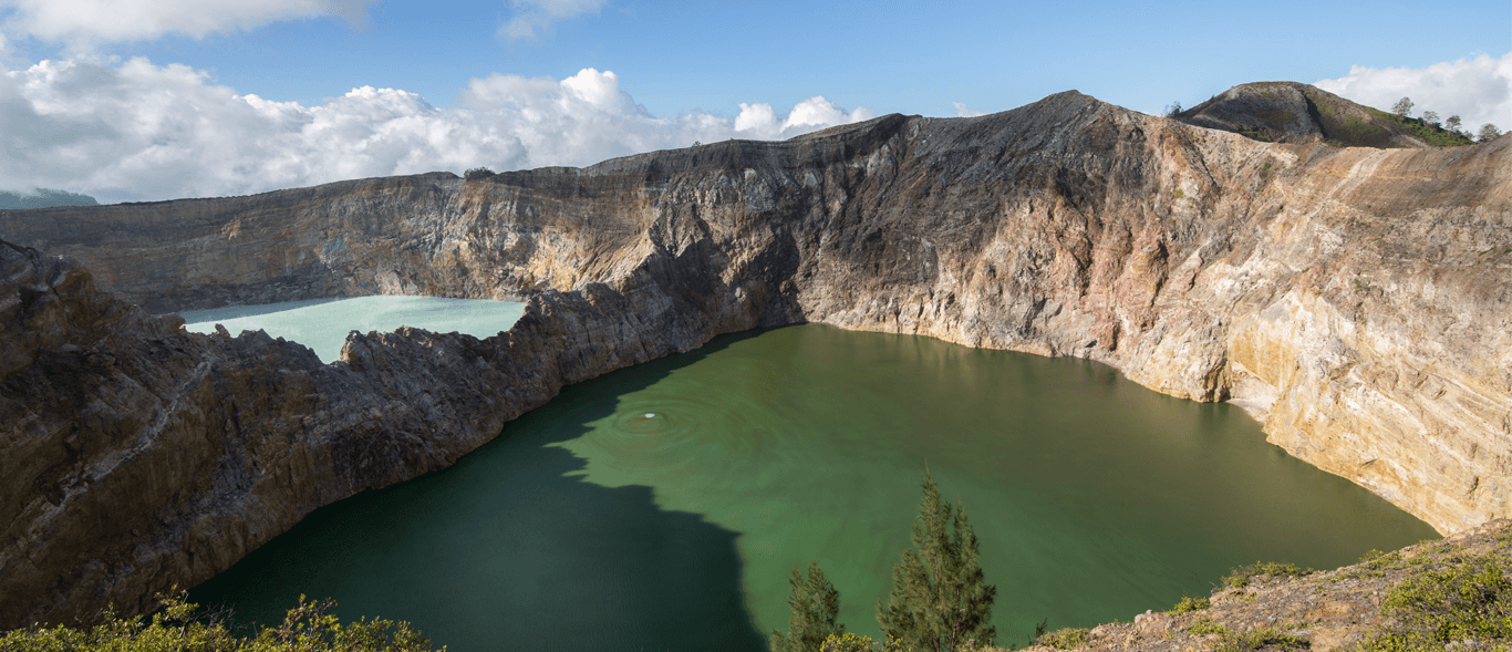 Flores Exotic Tours, Kelimutu Lakes tour